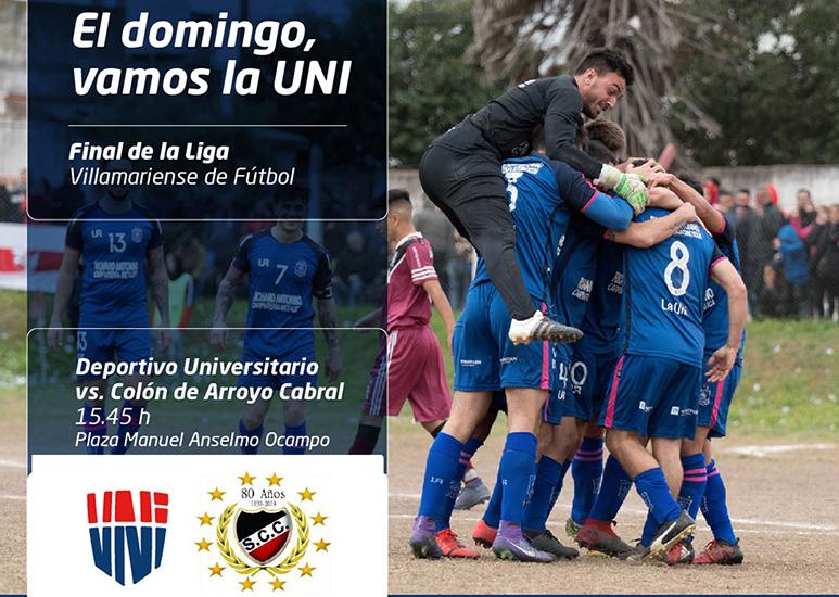 Universitario busca un nuevo título en Plaza Ocampo