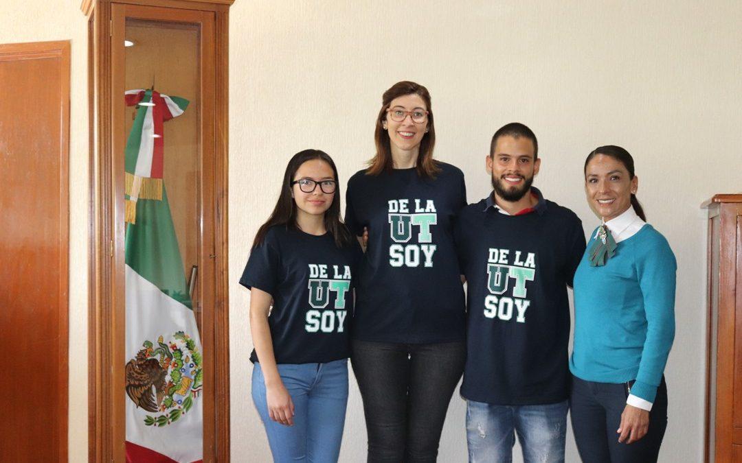 Nodocente de intercambio en México