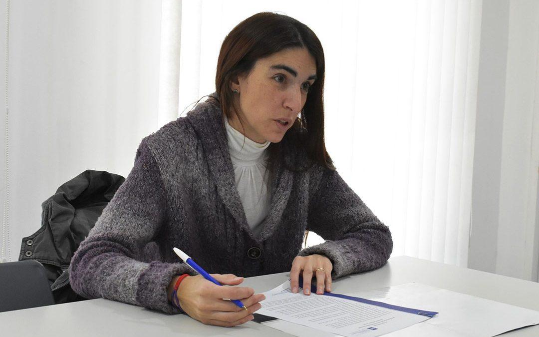Investigadora de la UNVM fue becada por la Fundación Carolina