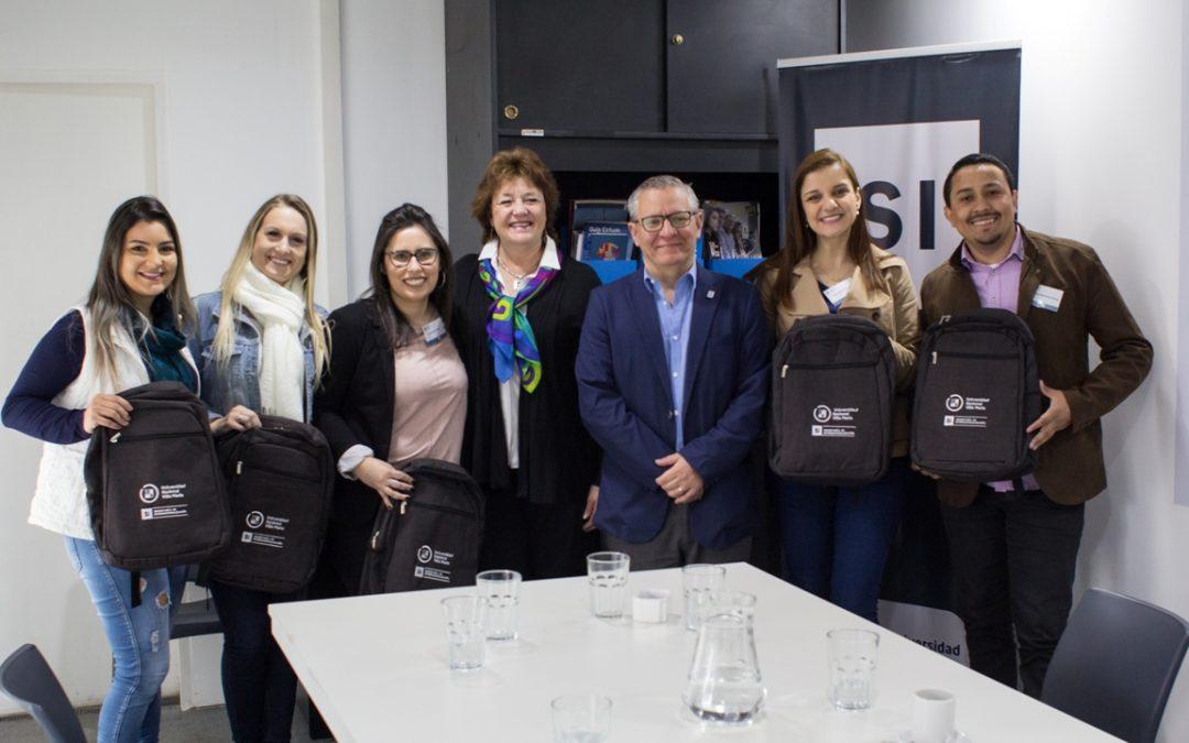 Programa For-Ex: capacitan a jóvenes de Brasil