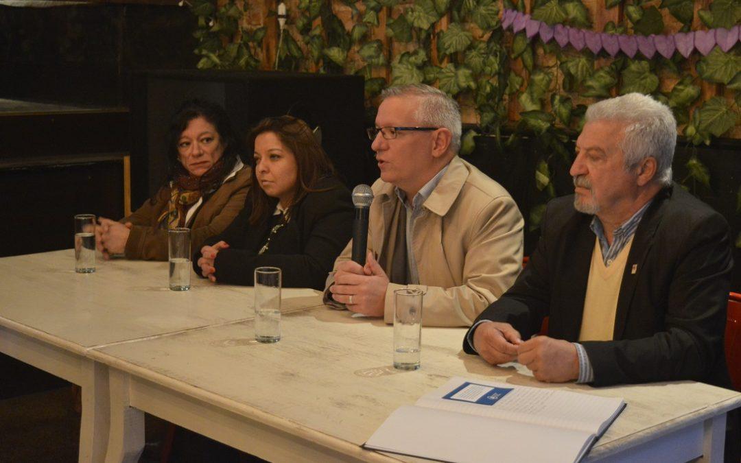 La UNVM consolida su presencia en la Sierras Chicas