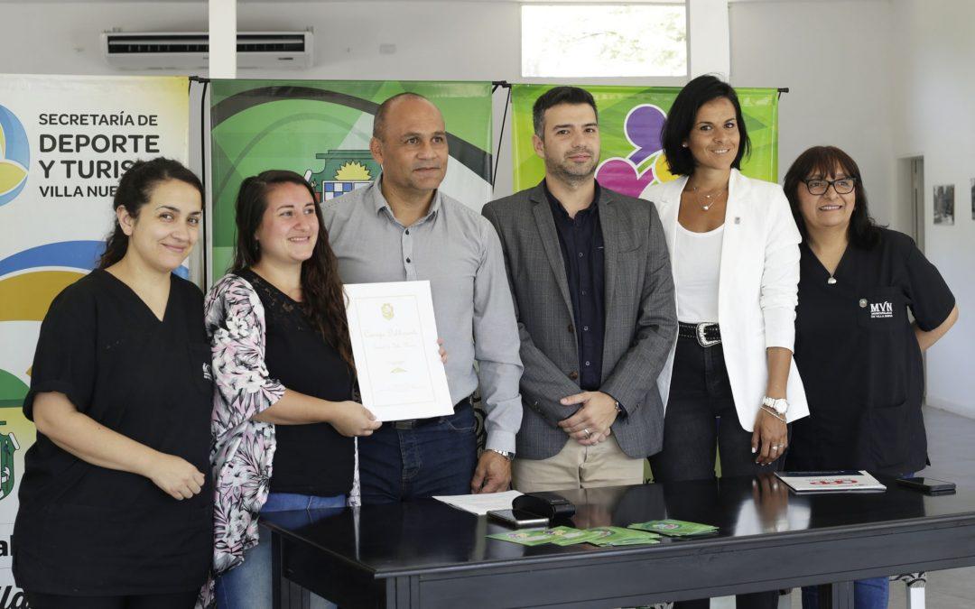 """Presentaron el """"Colectivo más por Nosotras"""""""