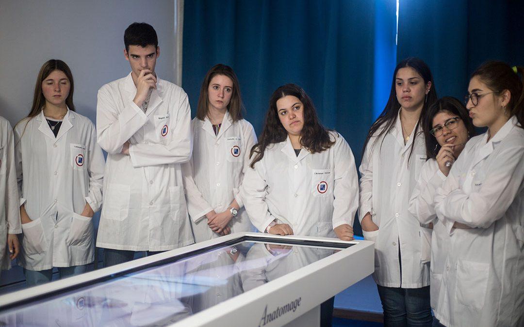 Anatomage: Una herramienta para la formación en Medicina
