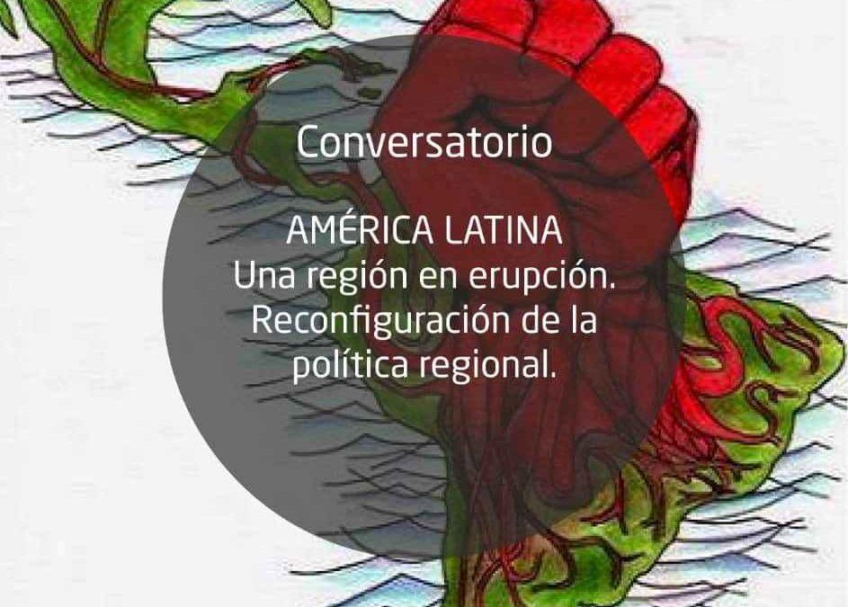 Debate sobre el nuevo contexto político de América Latina