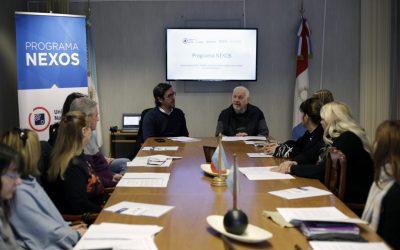 Reunión de representantes del Consejo Asesor Educativo