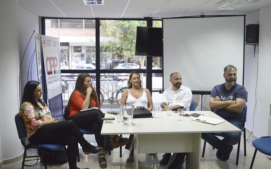 Espacios de diálogo: Encuentro en la Sede Córdoba