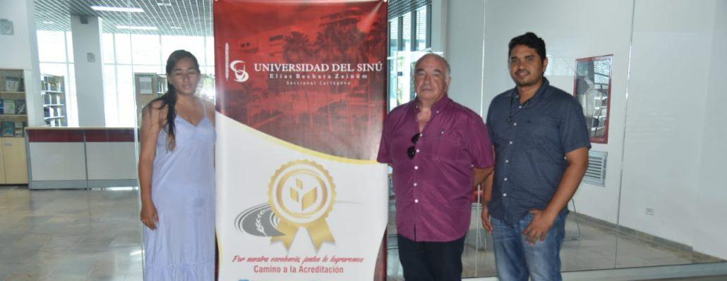 Presencia local en encuentro internacional Pyme