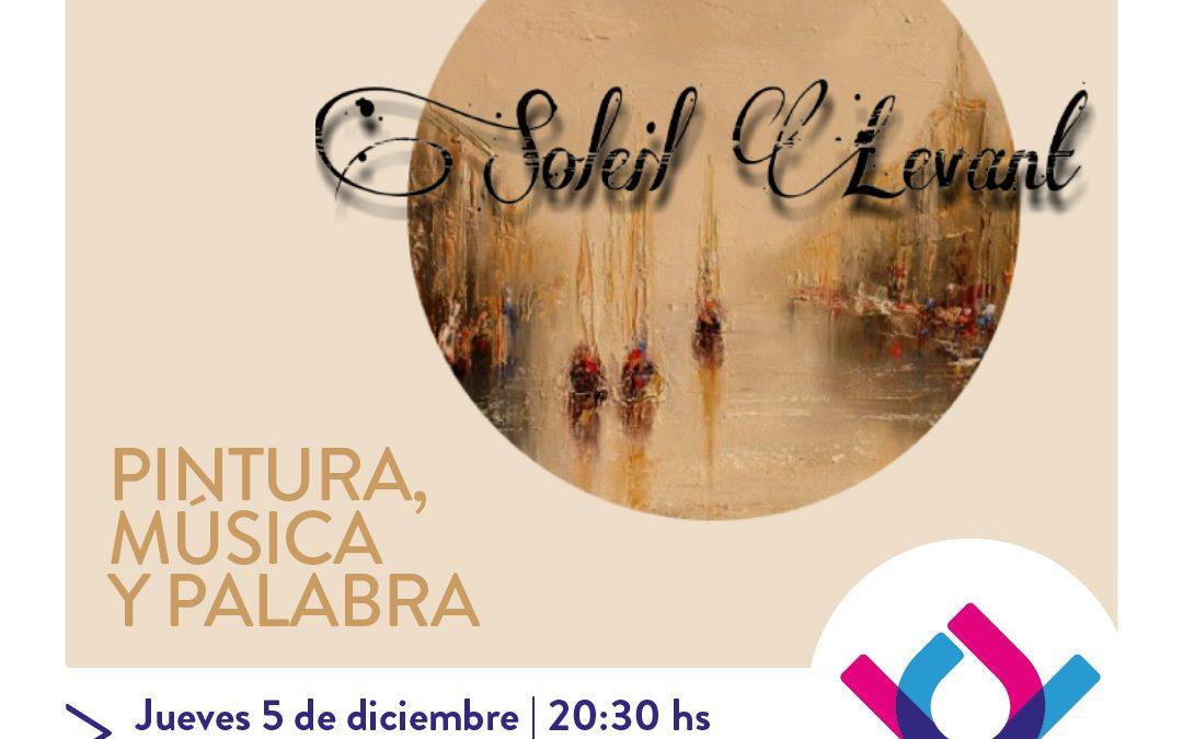 "Músicas del Mundo recibe a ""SoleilLevant"""