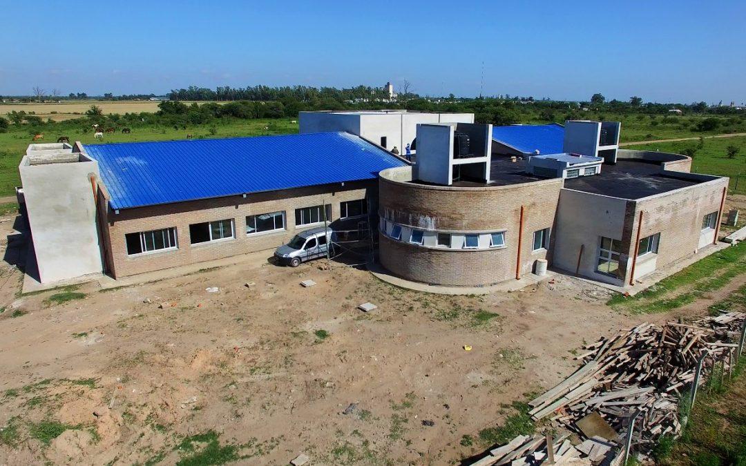 Nuevos proyectos para obras en sede Villa del Rosario