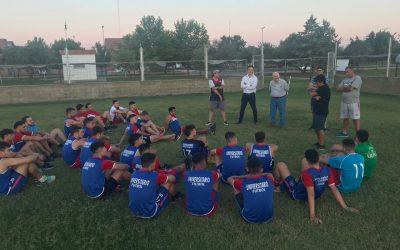 Comenzó la preparación de Deportivo Universitario