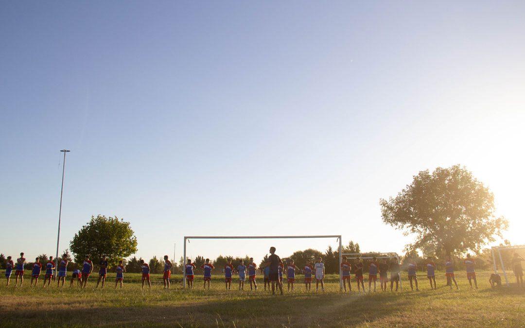 Convocatoria para participar del Fútbol Infantil y Femenino