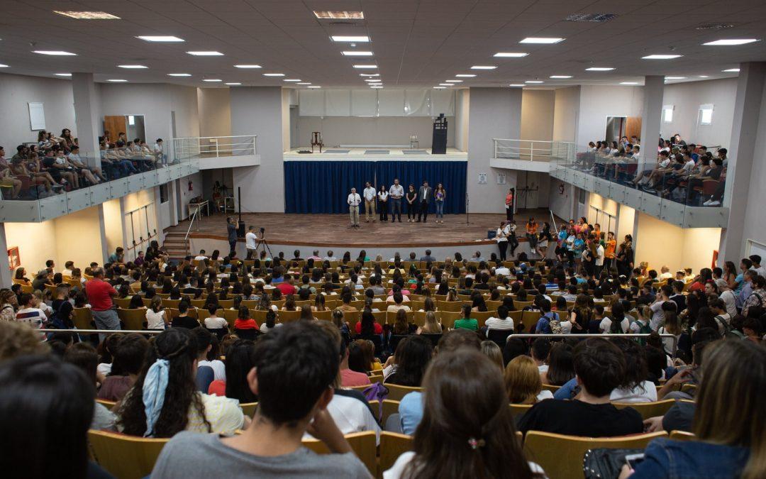 Las estadísticas demuestran el crecimiento de la Universidad