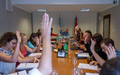 Primera reunión del Consejo Superior