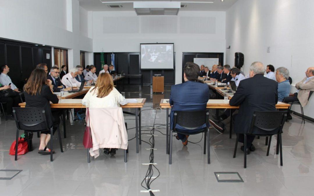 El CIN eligió autoridades y propuso acciones ante el coronavirus