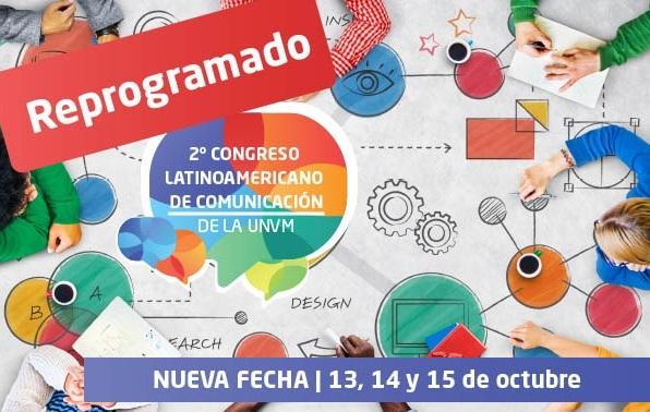 Congreso de Comunicación organizado por la UNVM