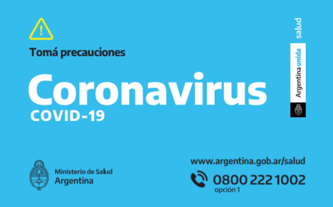 Coronavirus: qué recomienda la UNVM