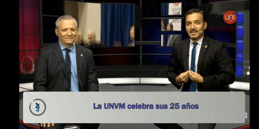 La UNVM celebró 25 años con saludos del presidente y del gobernador