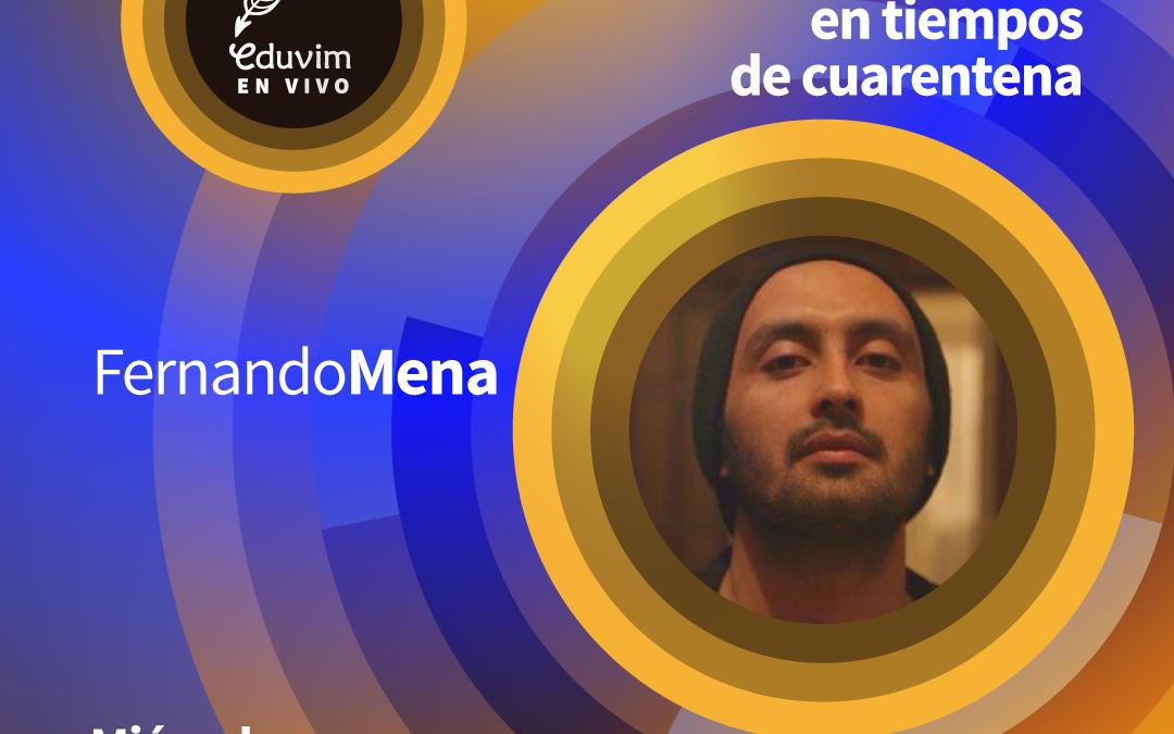 """Ciclo de Charlas: """"Lectores y autores en tiempos de cuarentena"""""""