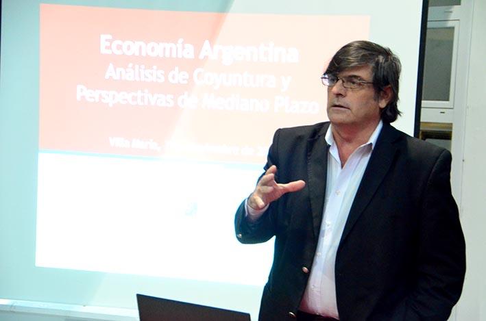Carlos Seggiaro analiza la economía en la pandemia