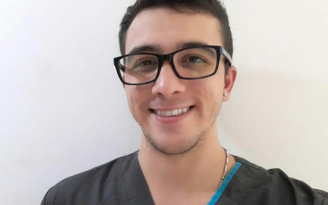 Estudiante de Medicina participa del COE Villa María