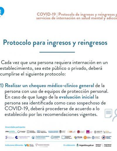 Protocolo para ingresos y reingresos en establecimientos y servicios de internación en salud mental y adicciones 03