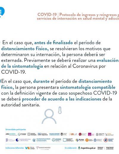 Protocolo para ingresos y reingresos en establecimientos y servicios de internación en salud mental y adicciones 06