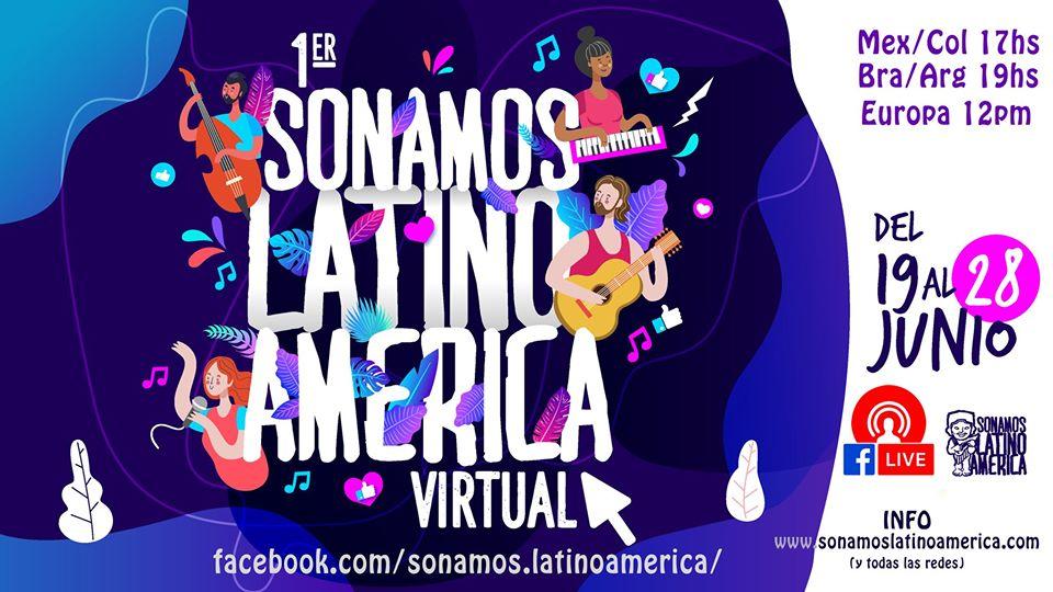 Guadal participará del primer festival virtual latinoamericano