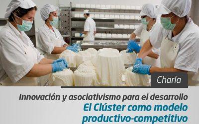 Innovación y asociativismo para el desarrollo: nueva charla