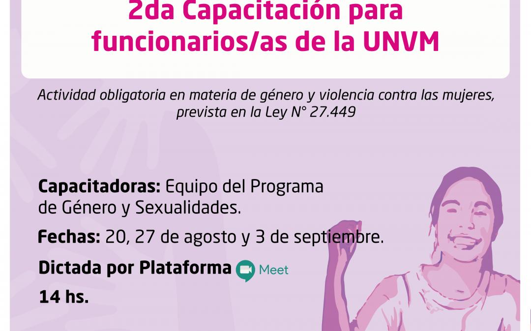 Contra la violencia de género: Capacitarán sobre la Ley Micaela