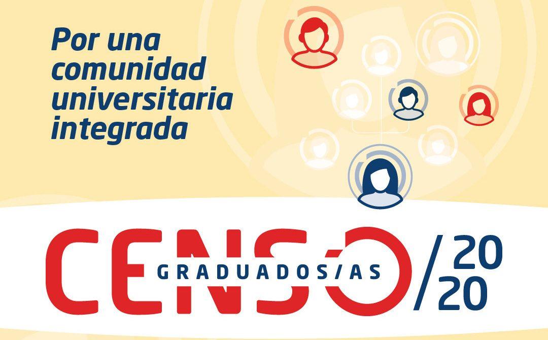 Para seguir cerca de la Uni: Censo de graduadas y graduados