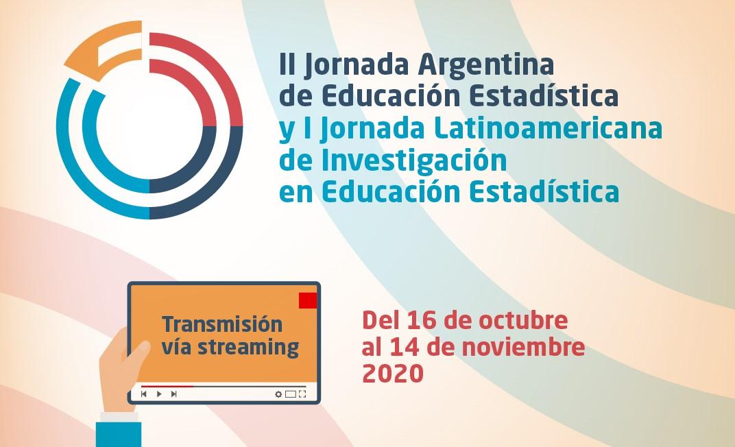 """""""Jornada de Educación Estadística"""", en octubre"""
