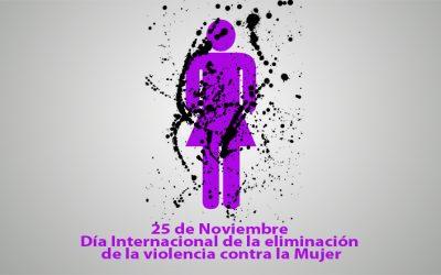 """Actividades de la UNVM por el """"Día de la no violencia contra las mujeres"""""""