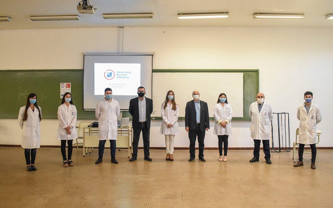 La UNVM ya tiene a sus primeras/os médicas/os