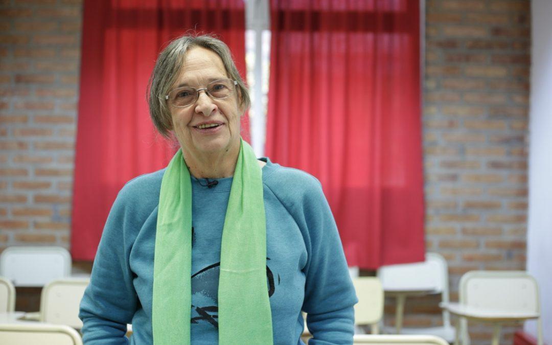 Liliana Guillot, reconocida por su compromiso con los DD.HH.