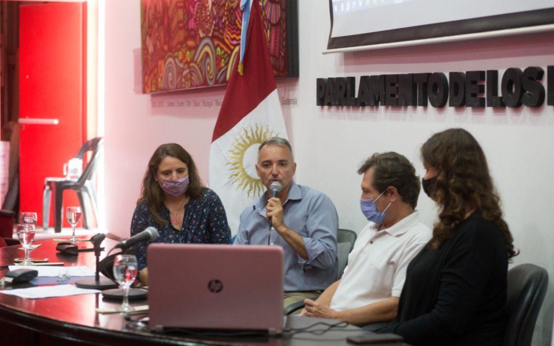 Presentación de las VI Jornadas de Historia y Memoria Local y Regional