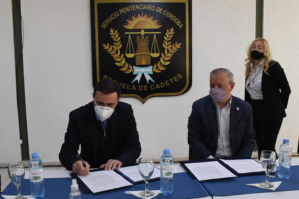 Acuerdo con el Ministerio de Justicia y Derechos Humanos