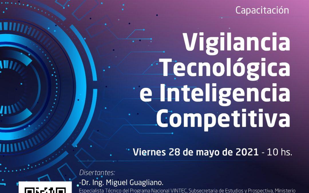 Vigilancia Tecnológica e Inteligencia Competitiva
