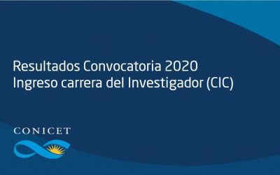 Investigadores/as de la UNVM ingresan a la carrera del Conicet