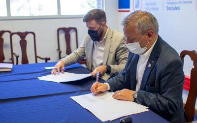 UNVM y Grooming Argentina inician trabajo conjunto