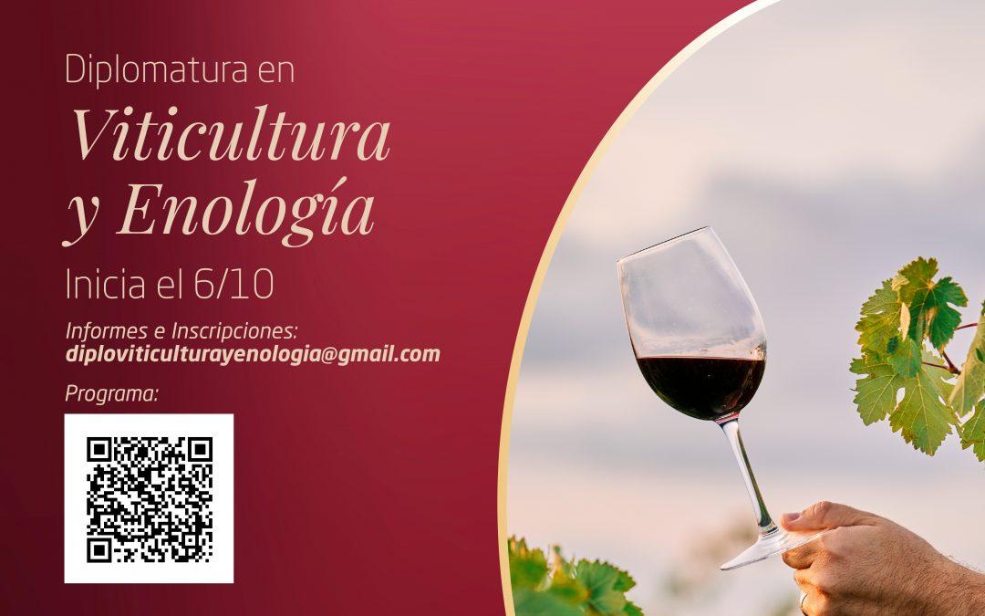 """""""Diplomatura en Viticultura y Enología"""", la primera de su tipo en Córdoba"""