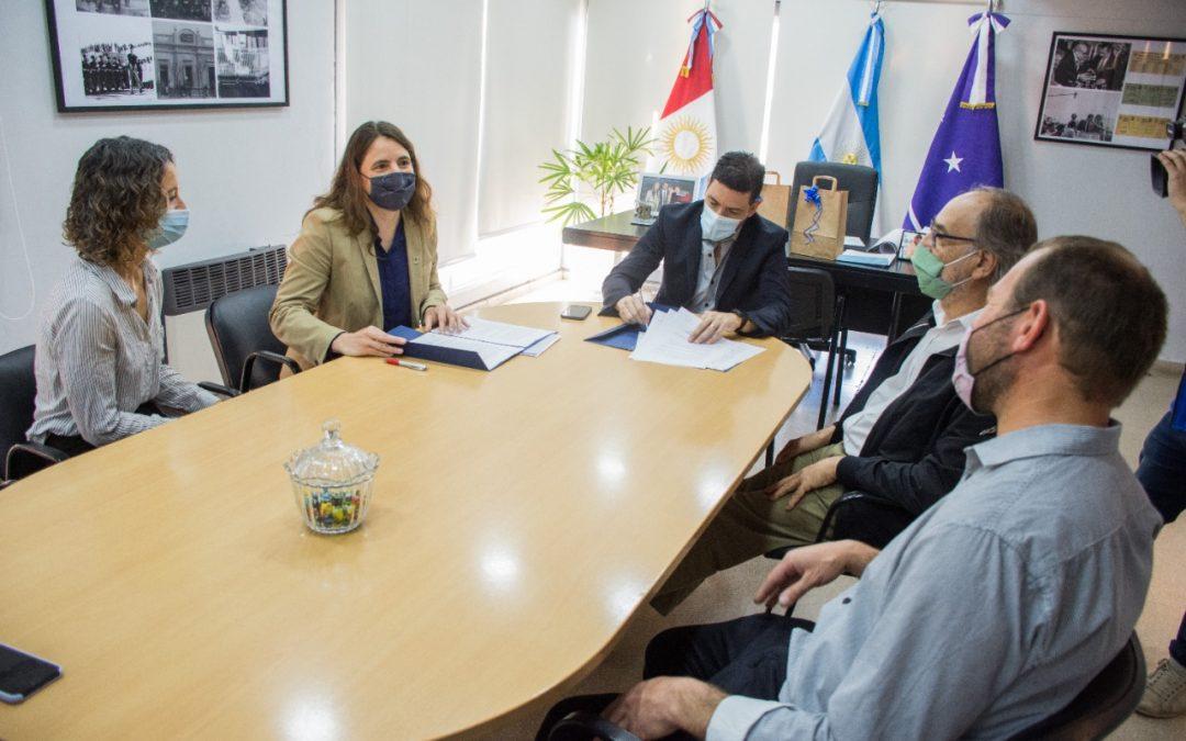 Convenios de capacitación con el Municipio de Río Tercero