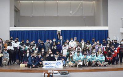 Escuela de Pozo del Molle fue la ganadora de las Olimpiadas Lecheras
