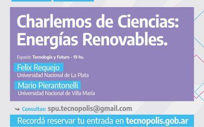 Diálogos Universitarios en Tecnópolis